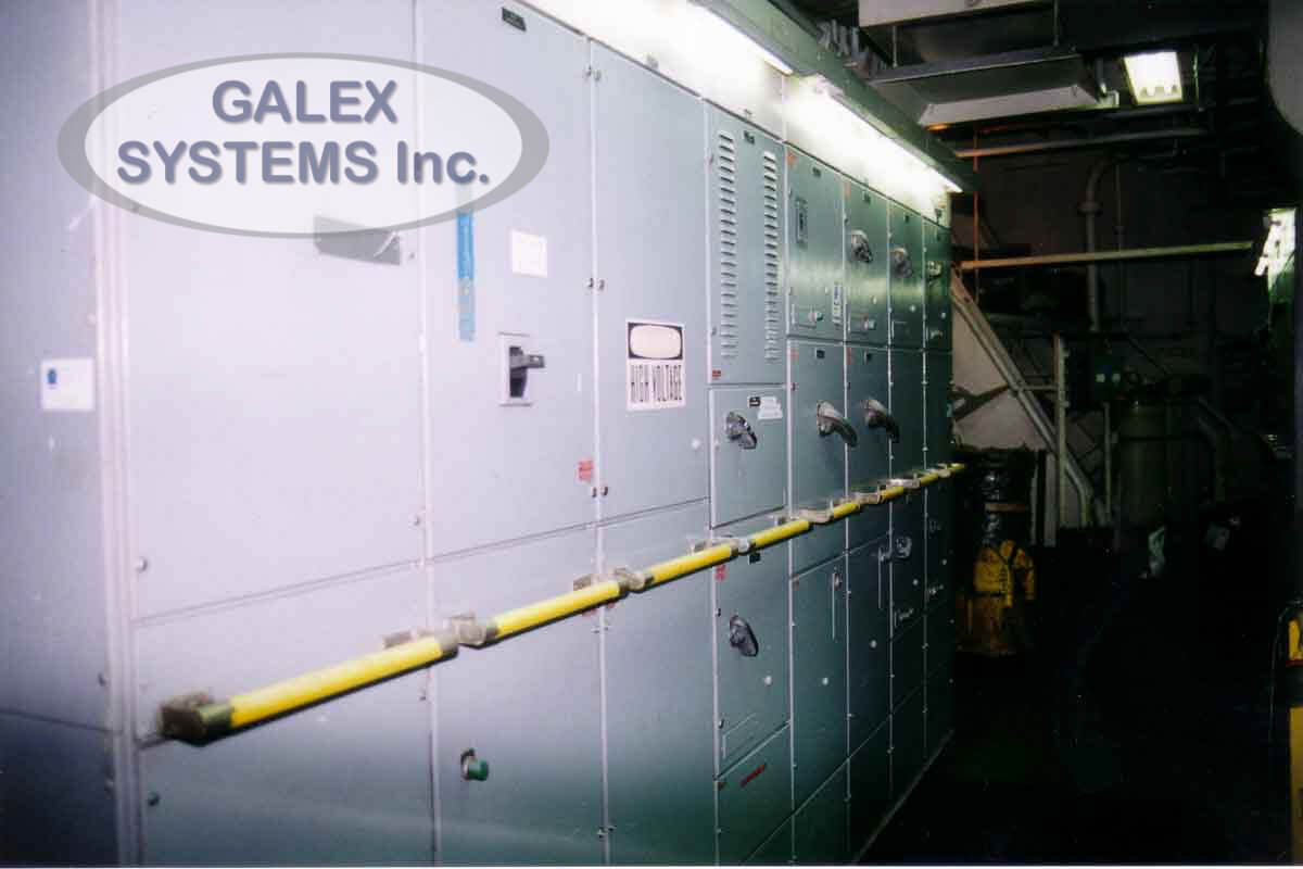 12 Canadian Steamship Line Galex Systems Inc