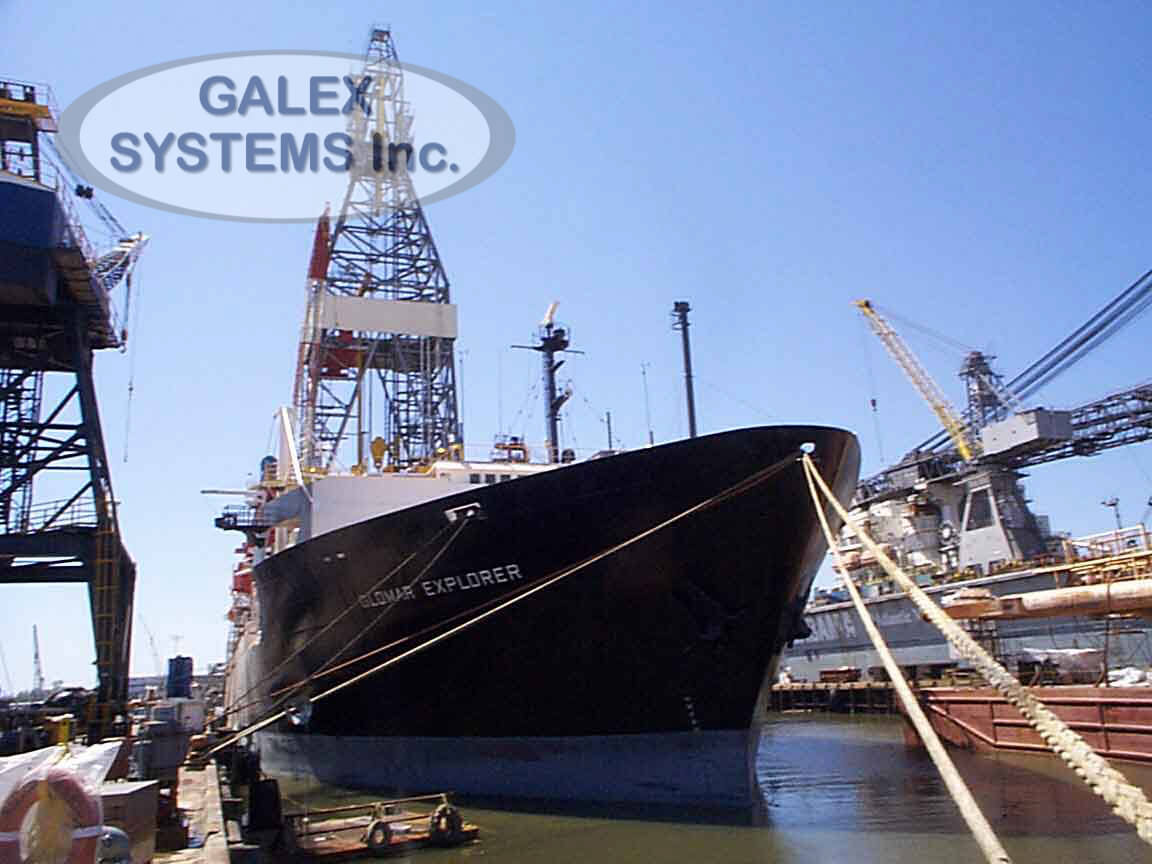 16 Global Marine Drilling Galex Systems Inc