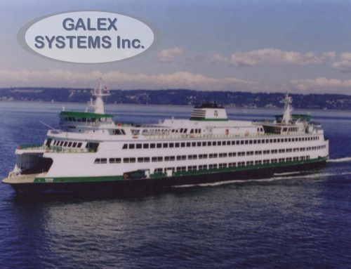 22 – Washington State Ferries