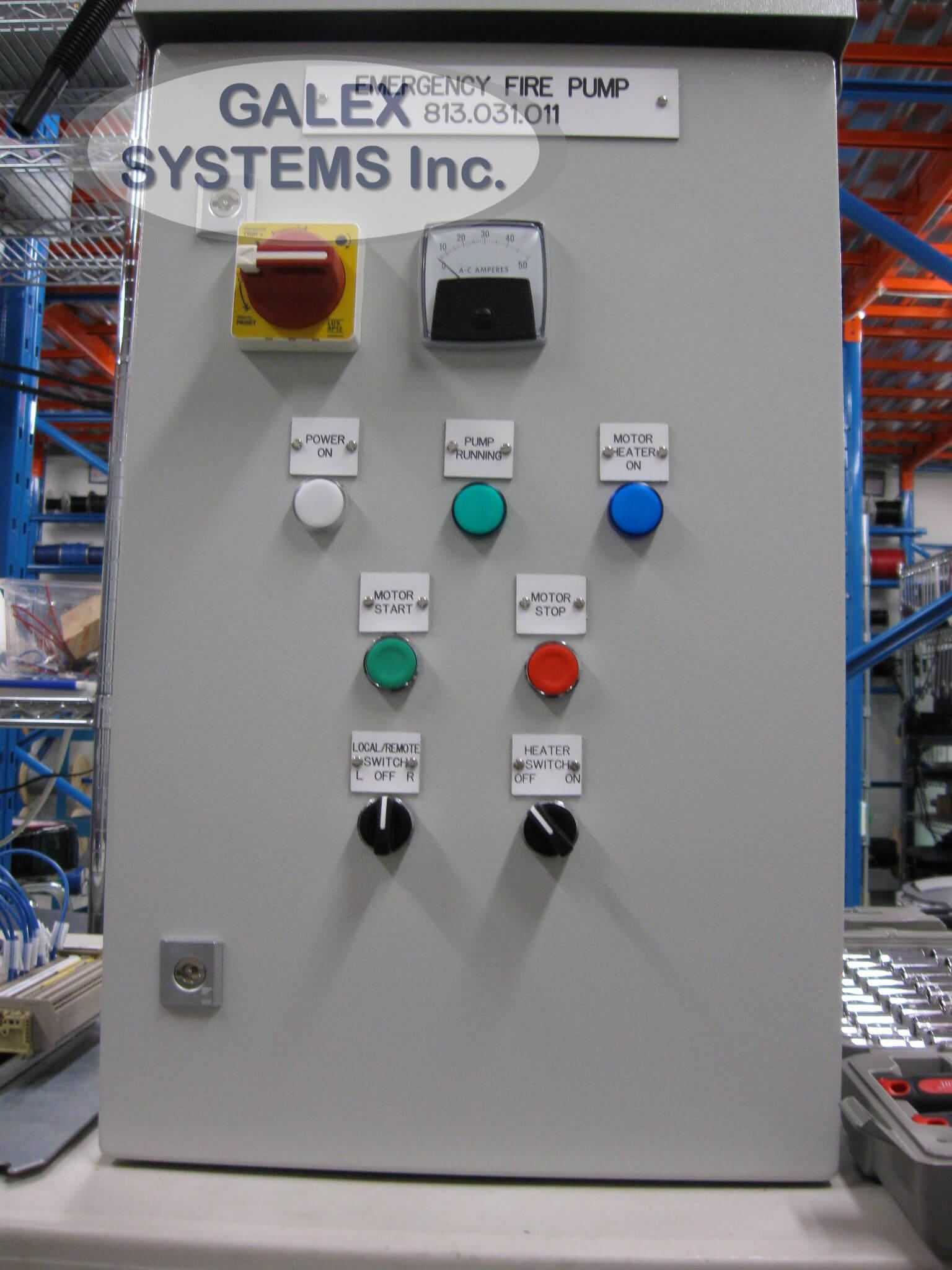 Electrical Design: Fire Pump Electrical Design